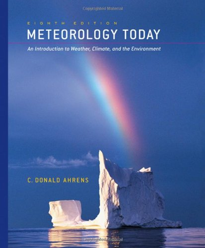 9780495011620: Metereology Today 8e