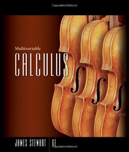 9780495011637: Multivar Calc W/Cds 6e (Stewart's Calculus Series)