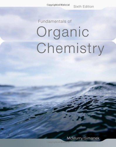 9780495012030: Fundamentals of Organic Chemistry