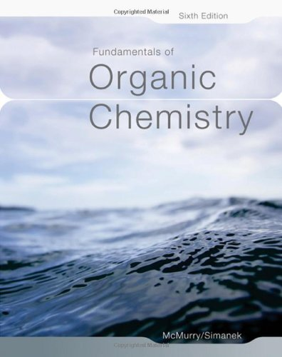 9780495012030: Fundamentals of Organic Chemistry