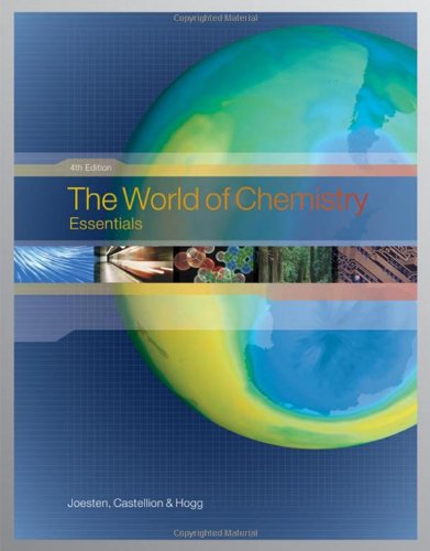 9780495012139: The World of Chemistry: Essentials (Available Titles OWL)