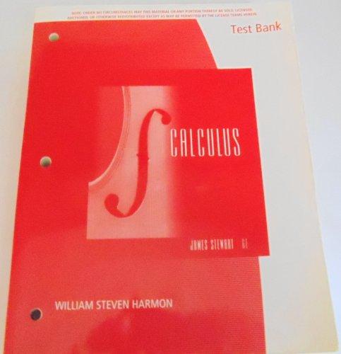 9780495012214: Tb Calculus 6e