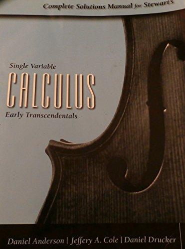 Calculus: early transcendentals 007, james stewart amazon. Com.