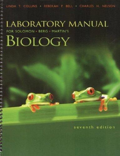 Lab Manual for Biology: Collins, Linda T.;