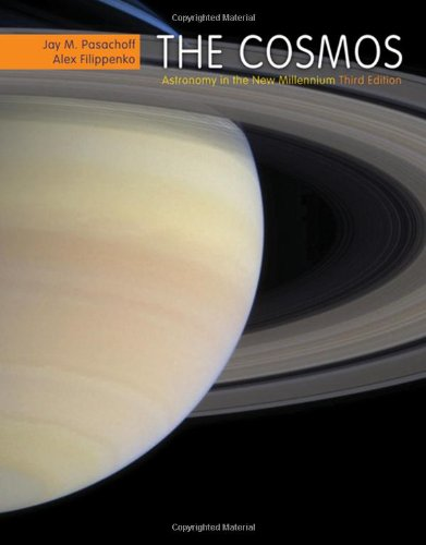 9780495013037: The Cosmos: Astronomy in the New Millennium