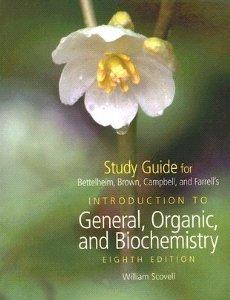 Study Guide for Bettelheim/Brown/Campbell/Farrellâ  s Introduction to Organic: Frederick A. Bettelheim,