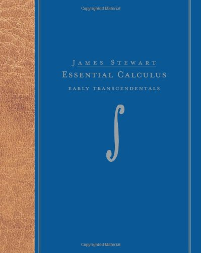 9780495014287: Essential Calculus: Early Transcendentals