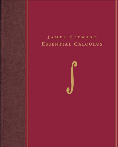 9780495014447: Student Solutions Manual for Stewart's Essential Calculus