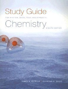 9780495014539: Chemistry, 8th Edition, Study Guide