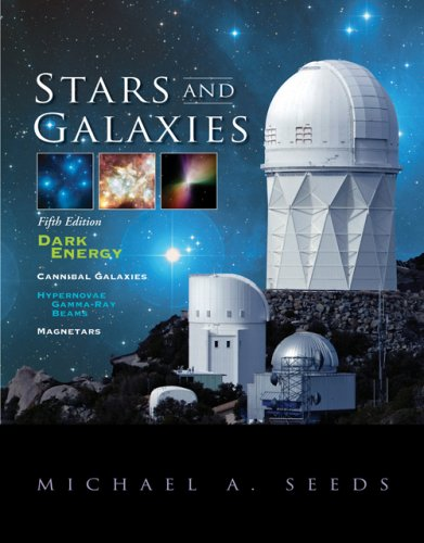 9780495015796: Stars and Galaxies (with AceAstronomy™, Virtual Astronomy Labs Printed Access Card) (Available Titles CengageNOW)