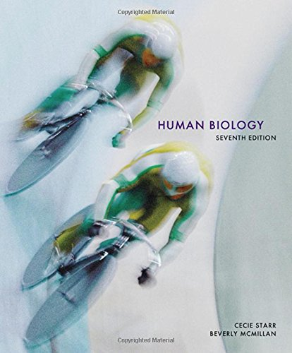 9780495015963: Human Biology (with CengageNOW ahd InfoTrac 1-Semester Printed Access Card)