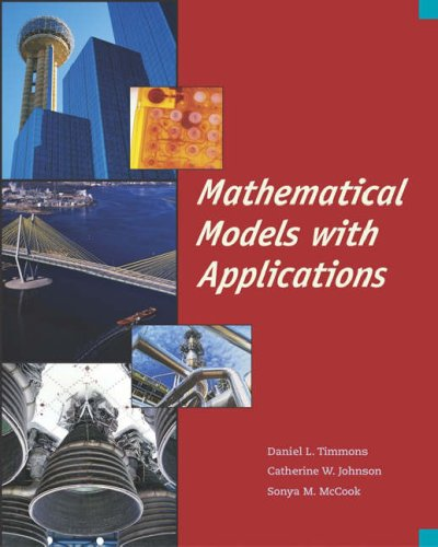 9780495017813: Mathematical Models with Applications