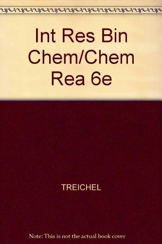 9780495018926: Int Res Bin Chem/Chem Rea 6e