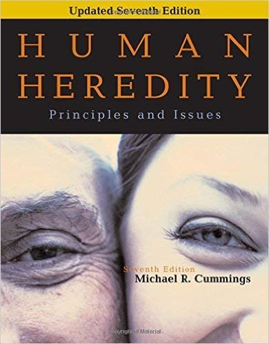 9780495019510: Human Heredity: Principles and Issues (with Human GeneticsNow, InfoTrac Printed Access Card)