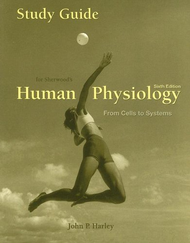 S. G. Human Physiology : From Cells: John P. Harley