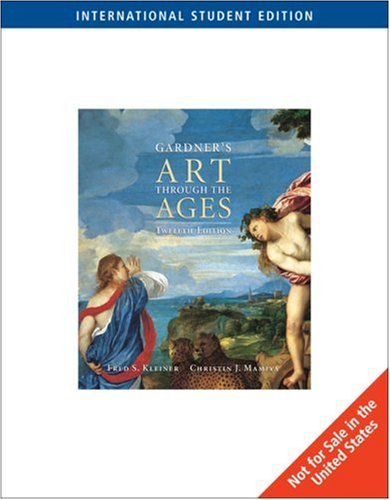 9780495030386: Gardner's Art Through the Ages