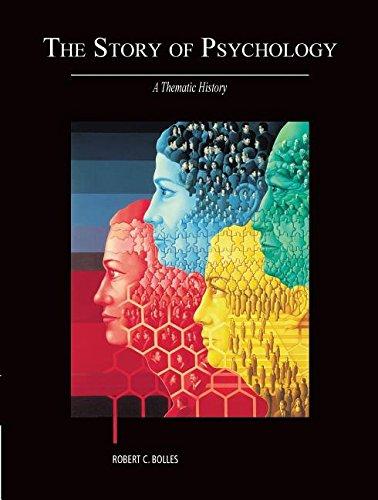 9780495034087: Title: STORY OF PSYCHOLOGY CUSTOM