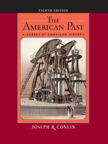 9780495050148: The American Past: A Survey of American History