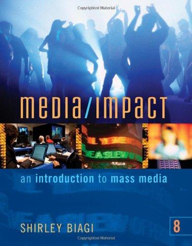 9780495050261: Media/Impact W/Infotrac 8e