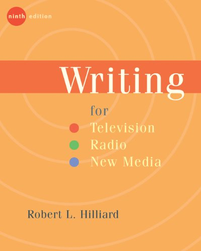 9780495050650: Writing for Television, Radio, and New Media (Wadsworth Series in Broadcast and Production)