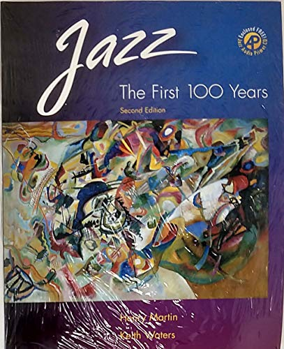 9780495058151: Jazz: First 100 Years (W/2 CDs