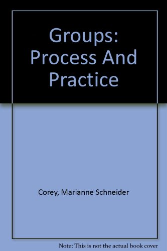 9780495060352: Groups: Process And Practice
