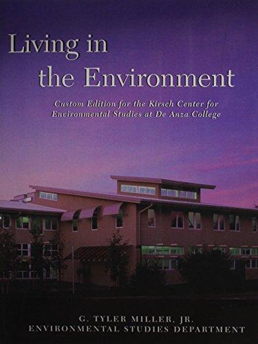 Living in the Environment: Jr. G. Tyler