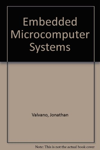 9780495082408: Embedded Microcomputer Systems: Real Time Interfacing