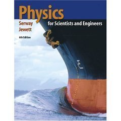 9780495089971: Physics for Scientists and Engineers - 6th edition