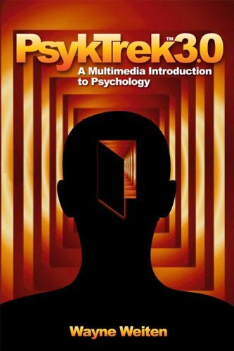 9780495090359: PsykTrek 3.0: A Multimedia Introduction to Psychology