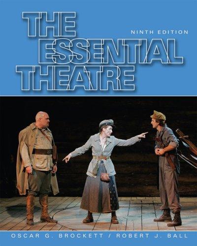 9780495090373: The Essential Theatre