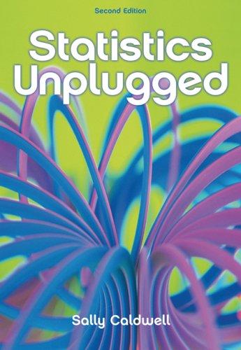 9780495090779: Statistics Unplugged