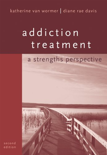 9780495090823: Addiction Treatment: A Strengths Perspective
