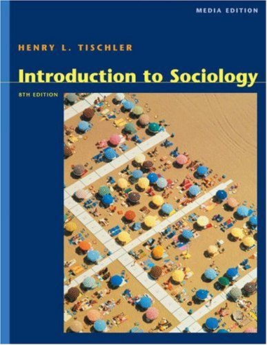 9780495091394: Cengage Advantage Books: Introduction to Sociology, Media Edition (Advantage S)