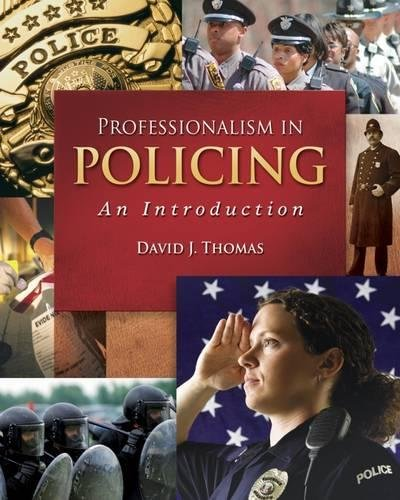 9780495091899: Professionalism in Policing: An Introduction