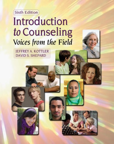 9780495092094: Introduction to Counseling: Voices from the Field