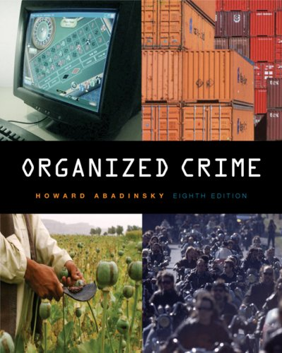 9780495092131: Organized Crime