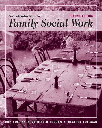 9780495092247: An Introduction to Family Social Work