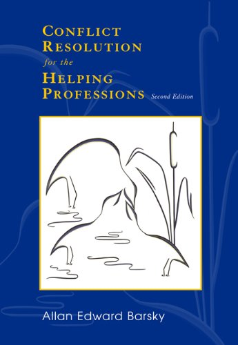 9780495092254: Conflict Resolution for the Helping Professions