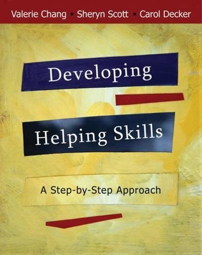 9780495092582: Developing Helping Skills: A Step-by-Step Approach (with DVD)