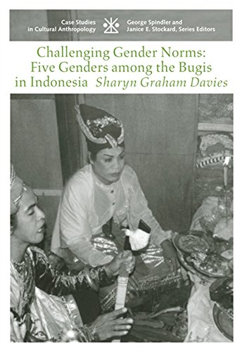 9780495092803: Challenging Gender Norms: Five Genders Among Bugis in Indonesia (Case Studies in Cultural Anthropology)