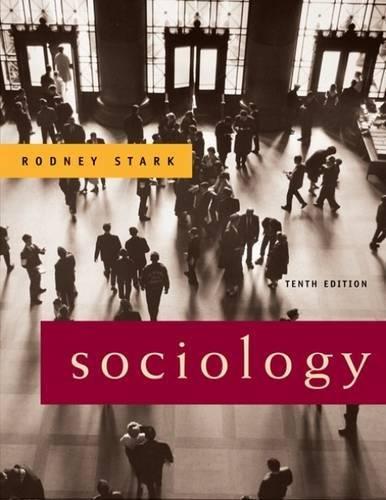 9780495093442: Sociology, 10th Edition