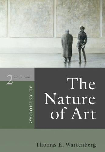 9780495093558: The Nature of Art: An Anthology