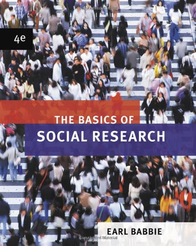 9780495094685: The Basics of Social Research (Available Titles CengageNOW)