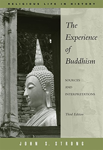 9780495094869: The Experience of Buddhism: Sources and Interpretations (Religious Life in History)