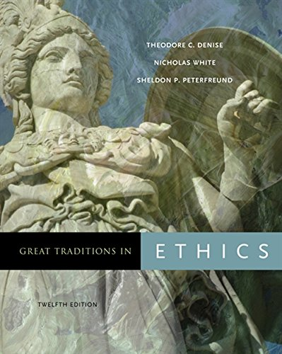 9780495094982: Great Traditions in Ethics