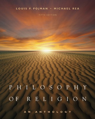 9780495095040: Philosophy of Religion: An Anthology