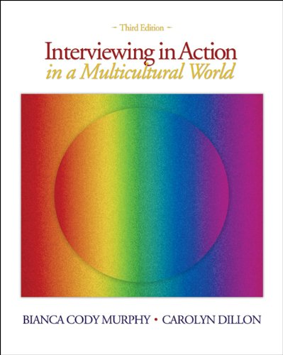 9780495095163: Interviewing in Action in a Multicultural World (with DVD)