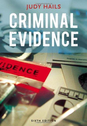 9780495095811: Criminal Evidence
