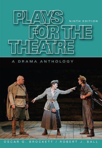 9780495095828: Plays for the Theatre (Wadsworth Series in Theatre)